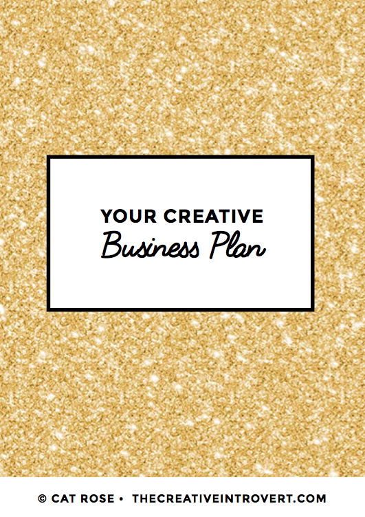 Your Creative Business Plan