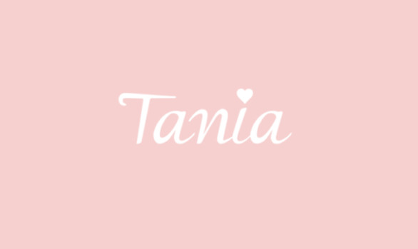 Tania Cashmere Website
