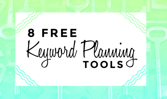 keyword planning tools