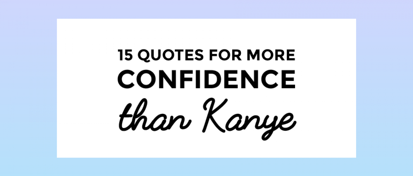 15 tips for more confience