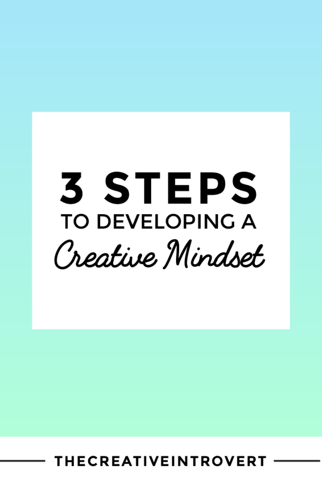 how to develop creative potential