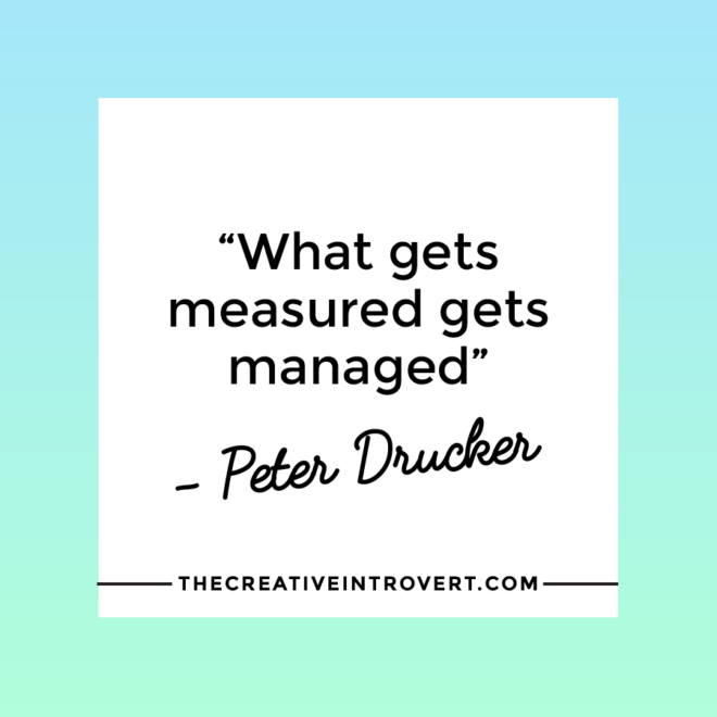 Peter Drucker - What Gets Measured