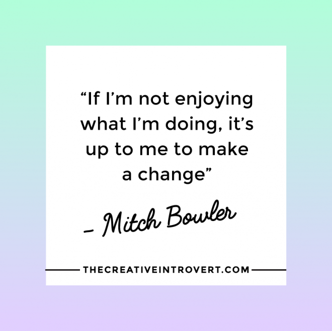 Mitch Bowler Quote