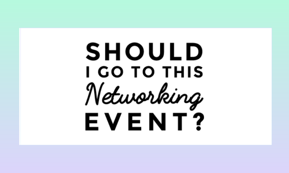 Should I go to this networking event