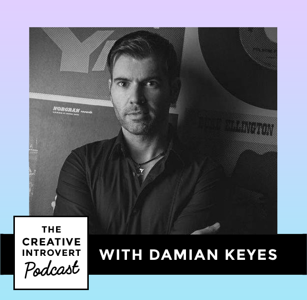 An interview with Damian Keyes
