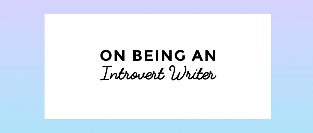 Introvert Writer