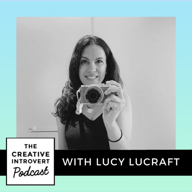 Podcast Guest Interview Lucy Lucraft