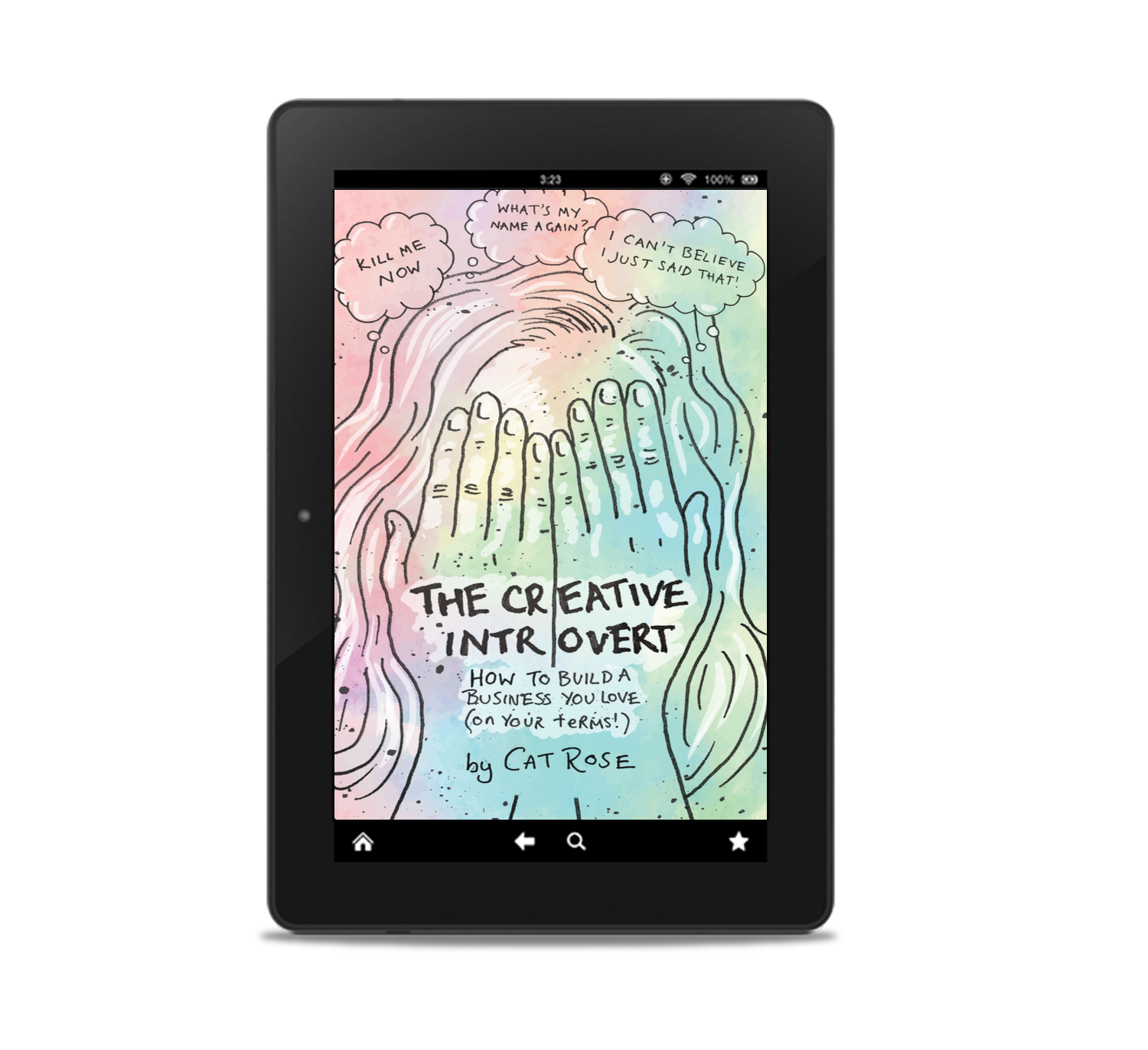 Creative Introvert book kindle