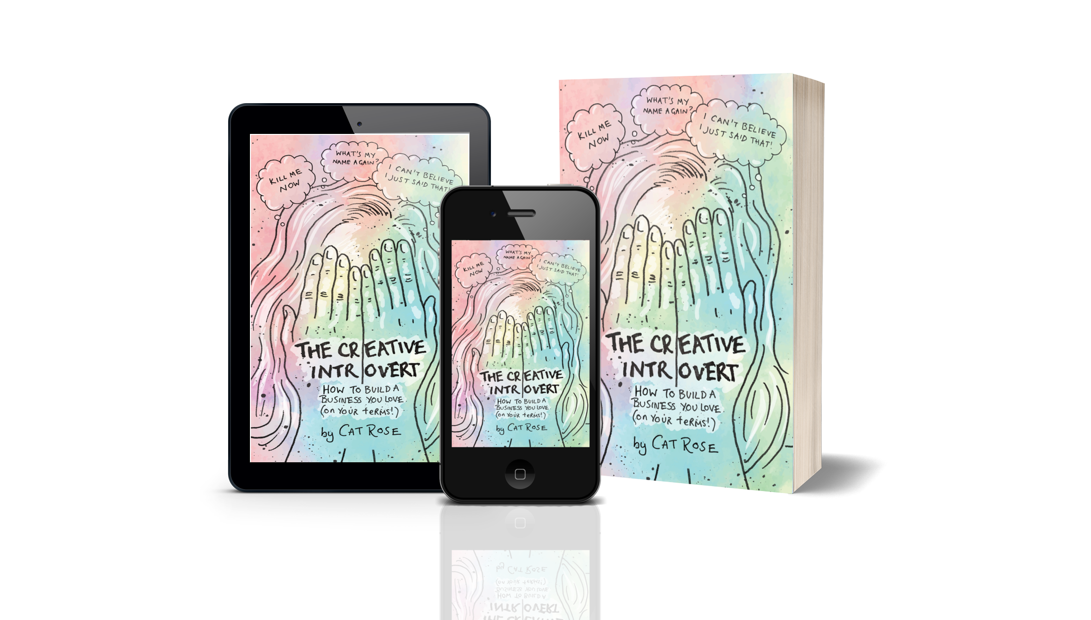 The Creative Introvert Book